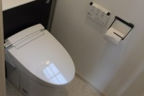 トイレ施工後1